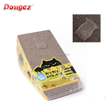 Factory Cat Scratcher with Catnip Corrugated Cardboard Cat Toy pet toy