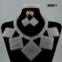 African Costume Beads Jewelry Sets indian jewellery buying wholesale for sale