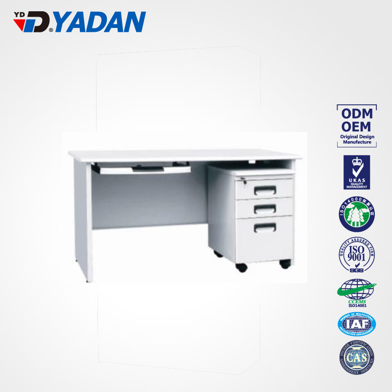 2017 iron computer desk white office desk office furniture description