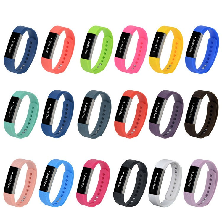 Hot Seller Sport Silicone Bands for Fitbit Alta,Replacement Strap for Fitbit Alta