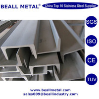 DIN 1.4828 Stainless Steel Channel Beam/Bar Manufacturer