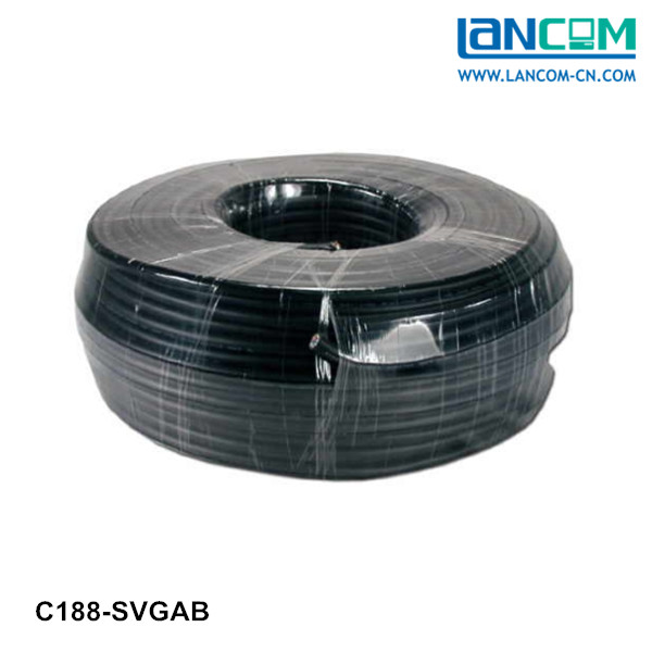 Best price SVGA/VGA Cable 100m roll bulk roll