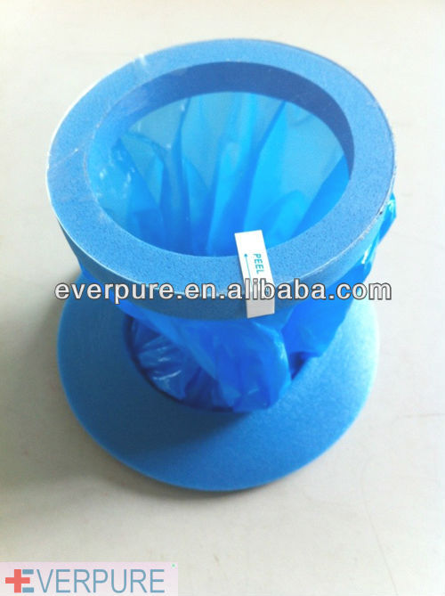 disposable surgical camera handle cover