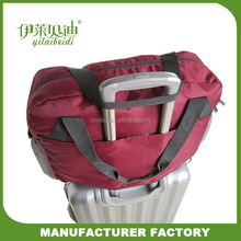 2017 Wholeasale Cheap Folding Backpack Foldable Duffel Bag Outdoor Sports Bag Custom Made