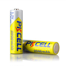 Cheap Price NI-MH 1.2v aa 2000mAh Rechargeable Battery 1000 Cycles Long Life for Camera,Wireless Mouse