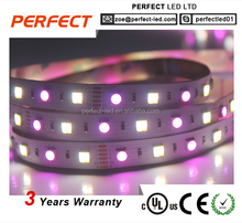 rgb+cct smd 5050 flex led lighting strip dream and multicolor