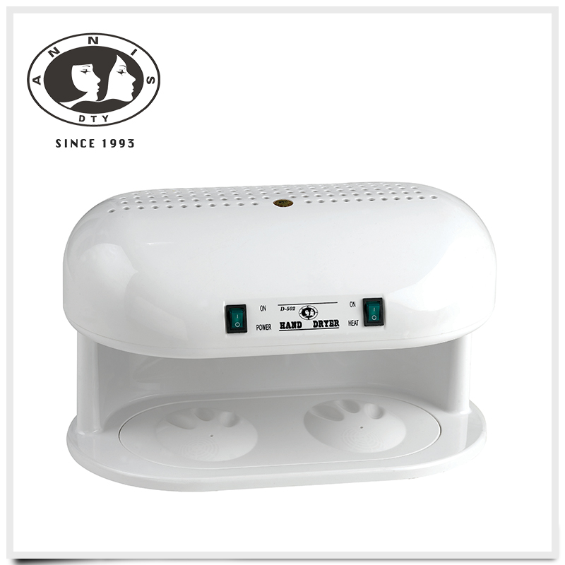Convenient beauty equipment ABS uv lamp nail dryer for hand