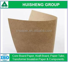 Brown Packing Paper Kraft Liner Board For Cartons