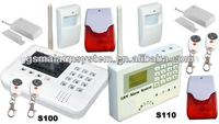 GSM home/business remote control on off switch burglar alarm systemcontrol appliance be used in your home and office or marketpl