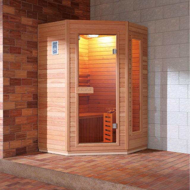 Hot sauna Mica Heaters Infrared sauna in home FS-150CJ with CE/ISO certificate