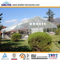Shelter wedding tents be air conditioned in case of hot weather