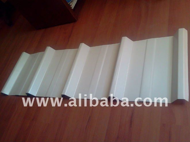 trapezoidic roof sheet