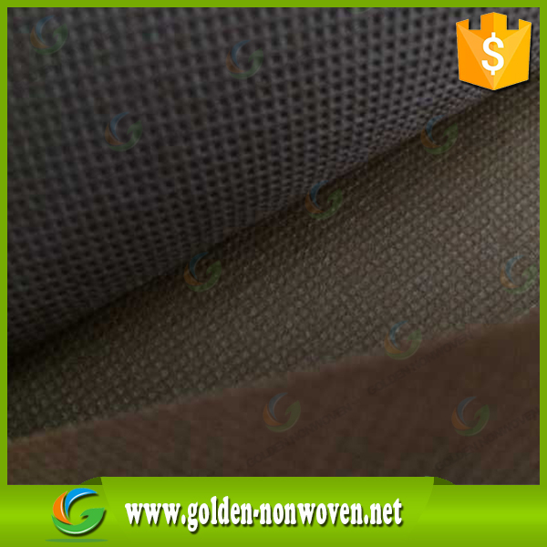 155CM Width PP Spunbonded Nonwoven Fabric/100% PP raw mateial non woven fabric Technology/polipropileno fabricas de telas