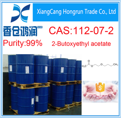 Butyl Glycol Acetate CAS No 112-07-2 BGA