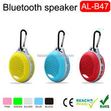 2016 Fashionable Bluetooth Speaker with Louder sounds ,Stereo Mic Super Bass speaker, Perfect Speaker for Golf, Beach, Home