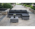 Factory Bottom Price Garden Rattan Furniture, Garden Line Patio Set