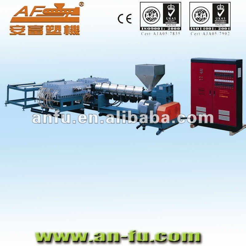 PA PE PP ABS POM plastic thick board sheet machinery