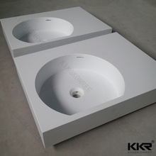 KKR leaf shape wash basin hotel bathroom basin