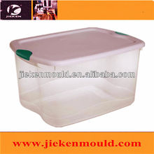 plastic commodity mould for storage box mould