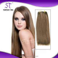 100% Fashinable Fiber synthetic claw clip ponytail
