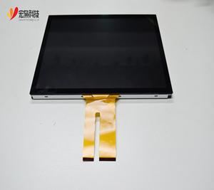 USB/IIC 15 inch 1024x768 tft lcd touch screen module with industrial panel capacitive ,LVDS interface