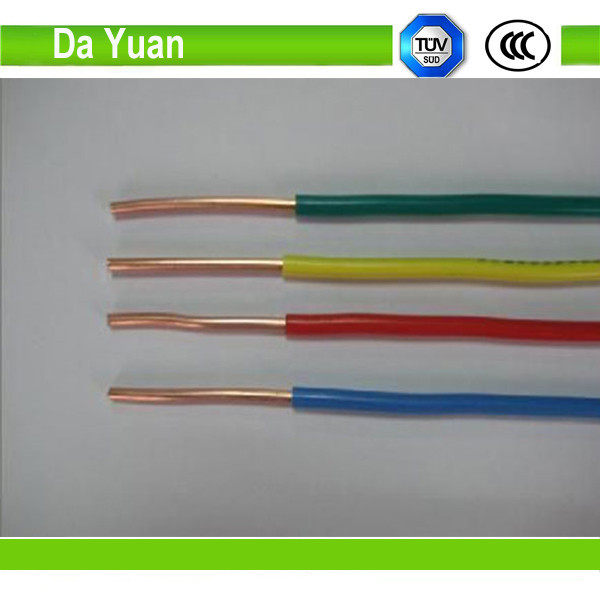 Iec 60502 Low Voltage Cable 10Mm2 100% Copper Fixed Wiring