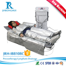 Air pressure massage far infrared pressotherapy body slimming machine/lymphatic drainage machine