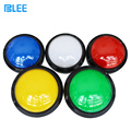 Arcade game parts manufacturer custom artwork design 20 to 100 mm zero delay LED illuminated switch arcade push button