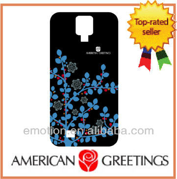 Authorized Samsung Galaxy S4 cover from American Greetings Galaxy S4 case case for samsung s4 i9500 I9500 cover