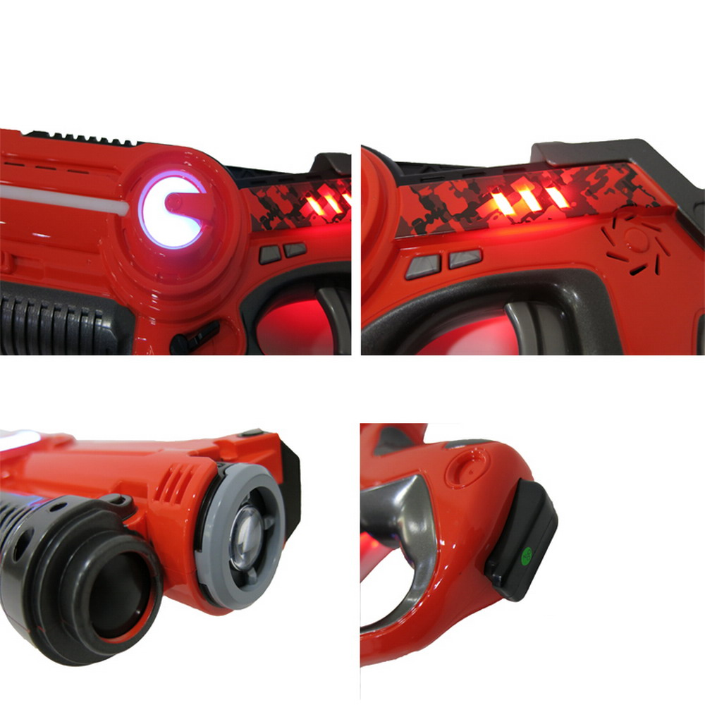 STARWORLD TOYS DD0601276 infrared laser tag set