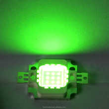 10W Green 900mA 9-12V 800-900LM LED Integrated High power LED Beads