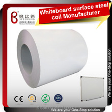 magnetic whiteboard surface writing metal steel sheet&coil for making whiteboard