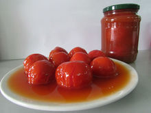 Canned Pickled Tomatoes In Own Juice