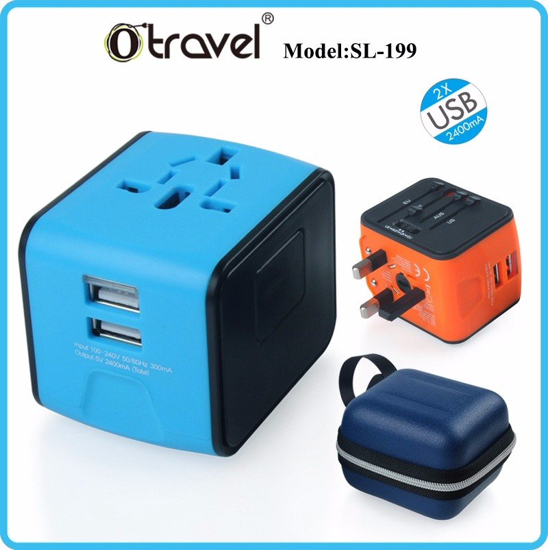 universal travel adaptor universal power adapter gift sets