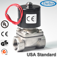 Low pressure system use electronic water control valves