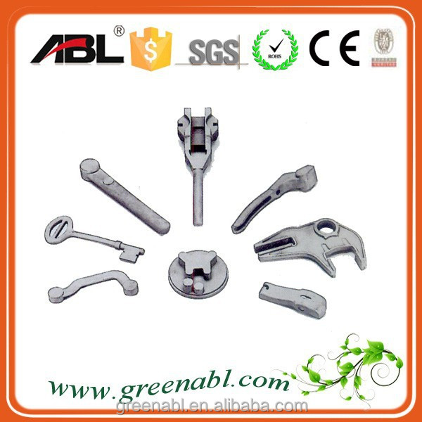 Top quality satinless steel flight case hardware casting