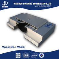Expansion Joints Covers with Aluminum Profile for Walls (MSQG)