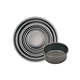 Al.Alloy deep round cake pan with Hard Anodized coating