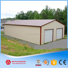 2016 Fast Assembly Steel Building Light Steel Structure Space Truss Steel Frame Warehouse Workshop Prefab House