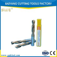 SUDE Solid Carbide Precision Carbide Drill With Coolant Hole
