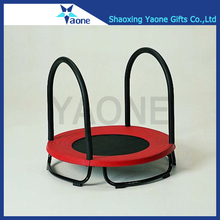 Hot selling indoor mini folding kids trampoline