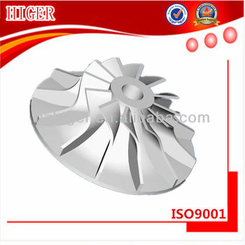 aluminum fan blade,air wing,fan propeller