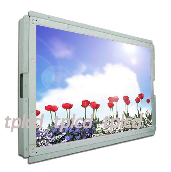 High brightness open frame monitor/open frame LCD advertising display
