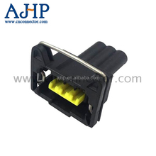 3 hole female waterproof type car connectors