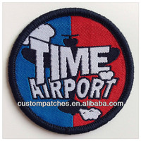 2014 New Hot Woven Custom Patches