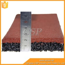low price 15mm gym rubber flooring, outdoor basketball court rubber floor tile