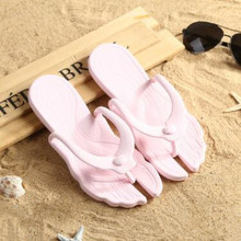 Summer New Fashion Washable Sublimation Wedge Blank Flip Flops