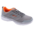 Knit upper men lace-up sport shoes