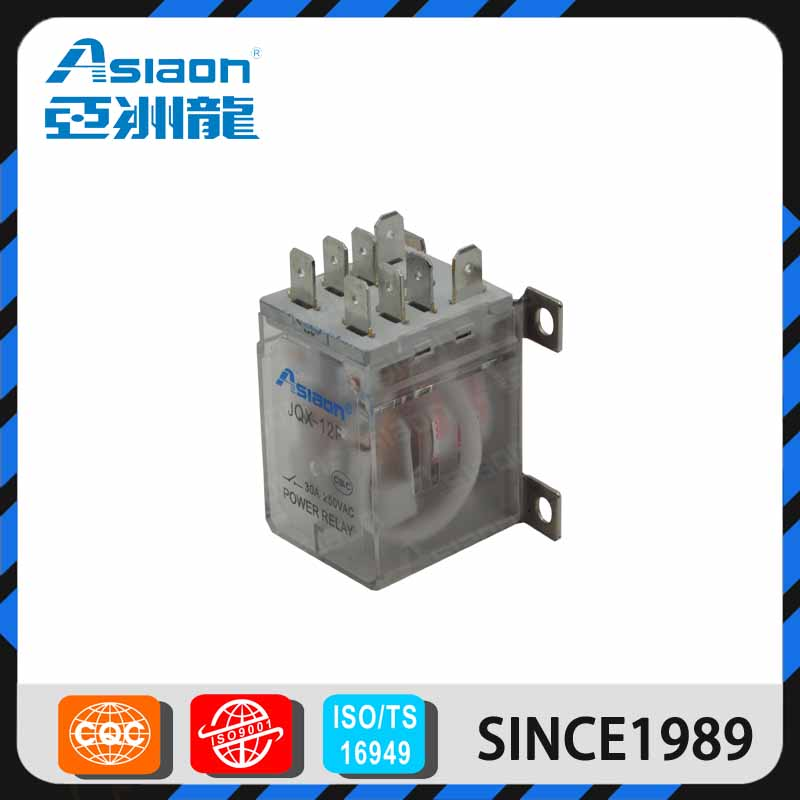 ASIAON Alibaba China Wholesale Electrical AC 220V 240V Power Relay 8Pin