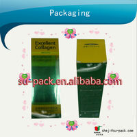 packaging box for oil controlling balancing facial lotion plus Witch Hazel extract